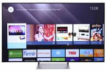Android Tivi Sony 4K 49 inch KD-49X7500F Mới 2018